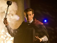 "It's hard to look back at Matt Smith's best ""Doctor Who"" episodes without spending a little time looking at his final round as the Doctor in the 2013 Christmas special."