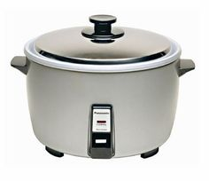 Shop Panasonic SR-42HZP 23-cup (Uncooked) Commercial Rice Cooker, NSF Approved, Stainless Steel Lid online at lowest price in india and purchase various collections of Steamers & Rice Cookers in Panasonic brand at grabmore.in the best online shopping store in india