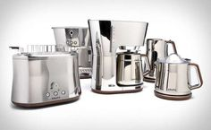 Krups Silver Art Collection Offers State-of-the-Art Culinary Must-Haves #kitchen trendhunter.com