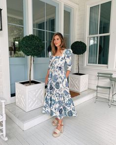 Daily Look 7.9.20 | Gal Meets Glam Modest Dresses, Day Dresses, Summer Outfits, Summer Dresses, Gal Meets Glam, Daily Dress, Classy And Fabulous, Daily Look, Boho