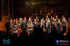 177 Bilder: 'Gestatten, Herr und Frau von Herzogenberg' - Vocalforum Graz im Minoritensaal Graz, Concerts, Life, Pictures
