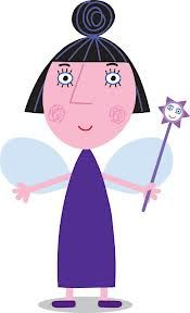 Nanny Plum. (Ben and Holly's Little Kingdom).