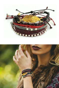 Love these Stacked Bracelets // Pura Vida Gypsy Jewelry, Ethnic Jewelry, Metal Jewelry, Jewelry Accessories, Fashion Accessories, Hippy Chic, Pura Vida Bracelets, Jewelery, Handmade Jewelry