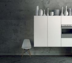 Milano. Open Collection. Living The Contemporary. Design By Prospero  Rasulo. #kitchen