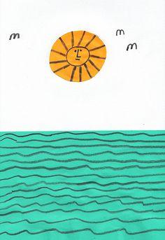 Marcus Oakley: Paper / Pencil / Glue