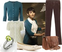 Mary Margaret Blanchard Outfit