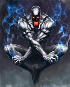 #Anti #Venom #Fan #Art. (Anti Venom) By: Diolemonde. (THE * 5 * STÅR * ÅWARD * OF: * AW YEAH, IT'S MAJOR ÅWESOMENESS!!!™)[THANK U 4 PINNING!!!<·><]<©>ÅÅÅ+(OB4E)
