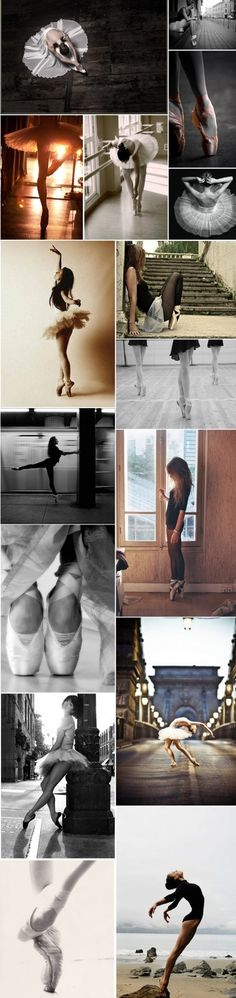 Dance everywhere!
