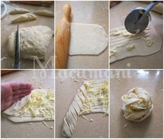 COMO HACER PAN TRENZADO Pan Bread, Churros, Coconut Flakes, Icing, Cheesecake, Spices, Desserts, Food, Salads