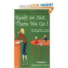 """""""Ready or Not...There We Go""""...again, a parent of twins, expecting twins, or want insight...this is also a MUST...this is for the toddler years!"""