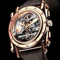 Manufacture Royale - Androgyne Or Rose