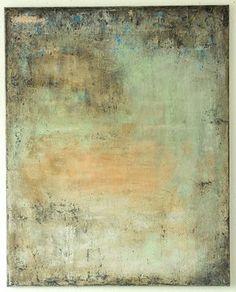"Saatchi Art Artist CHRISTIAN HETZEL; Painting, ""blue paint residues"" #art"