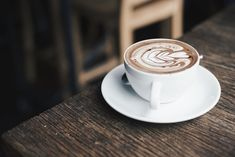 Morning cup of joe.
