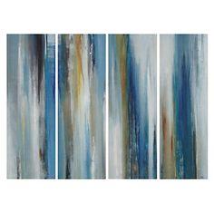 ELEVATORS - Passage - Set of 4 | Acrylic | Art by Type | Art | Z Gallerie