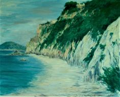 Waves, Painting, Outdoor, Art, Landscapes, Kunst, Outdoors, Art Background, Painting Art