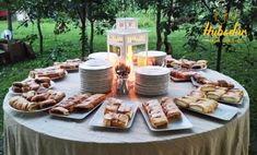 Esküvői hagyományok: rétes a pajtaesküvőn