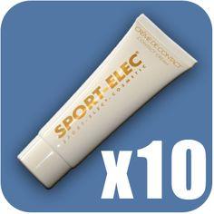 10 x 75 ml electro-conductive cream