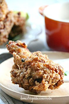 Recipe roulette sesame hoisin chicken meals pinterest meals buttermilk fried chicken drumlets forumfinder Image collections