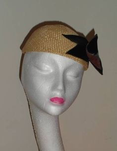 pout #HatAcademy #millinery