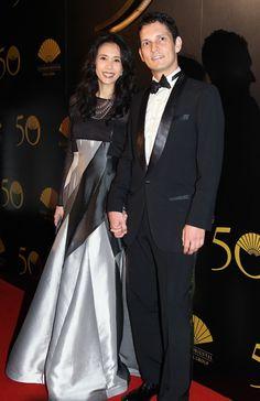 Hong Kong Actor Moses Chan, Left, And His Pregnant Actress ...