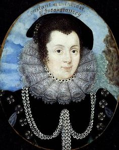 Margaret Clifford (née Russell), Countess of Cumberland (7 July, 1560 – 24 May, 1616) was an English noblewoman and maid of honor to Elizabeth I. Lady Margaret was born in Exeter, England to Francis Russell, 2nd Earl of Bedford and Margaret St. John. On 24 June, 1577 she married George Clifford, 3rd Earl of Cumberland the son of Henry Clifford, 2nd Earl of Cumberland and Anne Dacre.