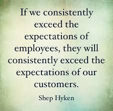 Image result for expectations and leadership