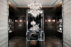Rafael de Cárdenas / Architecture at Large - Baccarat Madison Avenue