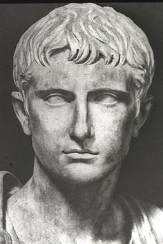 Oh Octavian. Is it weird to have a crush on someone who died nearly 2000 years ago?