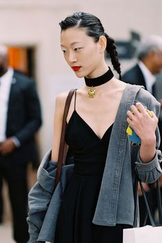 Vanessa Jackman: Paris Fashion Week SS 2016....Sora