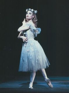 Ballerina Sarah Wildor.