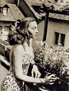 Clarice Lispector:    Perhaps my favorite writer. A beautiful and brilliant Brazilian born novelist and short story writer.