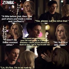 "#iZombie 1x06 ""Virtual Reality Bites"" - Liv and Lowell"