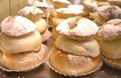 Biscotti di San Martino ripieni.