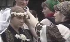 Nuntă Tradițională în Ciocanești, Suceava, Bucovina Crown, Corona, Crown Rings, Crowns