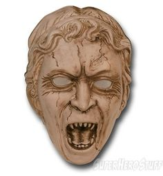 Doctor Who Weeping Angel Mask