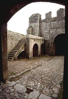 Rozafa Castle - Shkoder