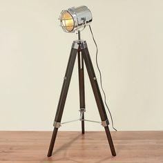 Found it at Wayfair.co.uk - 144cm Tripod Floor Lamp