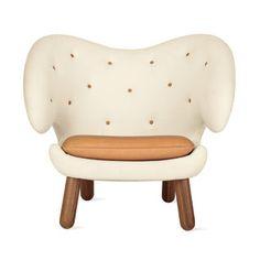 Finn Juhl's 1939 Pelican Chair