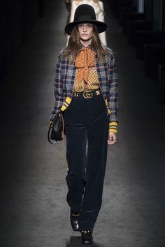Gucci Fall 2016 Ready-to-Wear Fashion Show