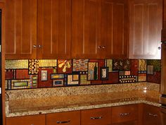 Backsplash - commission   Flickr - Photo Sharing! That is so cool!