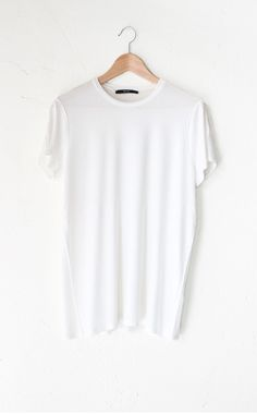 Oversized Shirt - Ivory White Jean Shorts, Oversized Shirt, Fashion Models, Ivory, T Shirts For Women, My Style, Mens Tops, Clothes, Girls