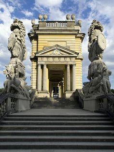 Schloss Schönbrunn Wien -  Gloriette, 1772