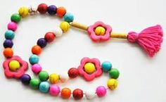 RAMADAN CRAFTS: One of the crafts you or your child/ren can make are dhikr/tasbeeh beads. This will be great to show them how they are used and have them get used to making dhikr during and after Ramadan. Teach them the reward for making dhikr. Also, a great gift if one is intending to give to another Muslim.