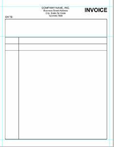 Word Document Invoice Template Blank Invoice Doc 2016wwwmahtaweb, Invoice  Templates