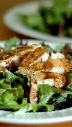 Rosemary Balsamic Chicken