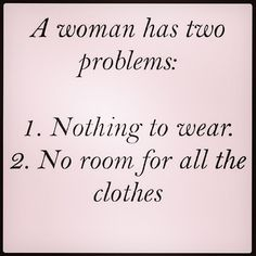 Being a woman, we always have this challenge... true?  To answer your dilemma, here's our suggestions  1. Know your undertone 2. Understand your Style Personality 3. Do a full Wardrobe Analysis 4. Create your Wardrobe Capsule  www.top2toestyliesta.com www.top2toestyliestadotme.wordpress.com