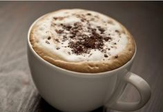 Cappuccino Creamy Float