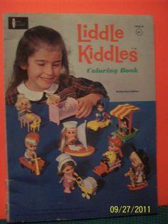 Liddle Kiddles - So cute!