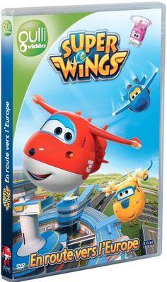 DVD - Super Wings - Vol. 1 : En route vers l'Europe | DVD, cinéma, DVD, Blu-ray | eBay!
