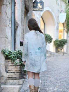 Modèle Evidente, Patron de couture Robe chemise